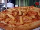 Nová americká pizza DC s hranolkami