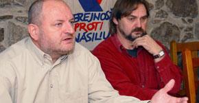 Dano Brezina a Marian Lacko