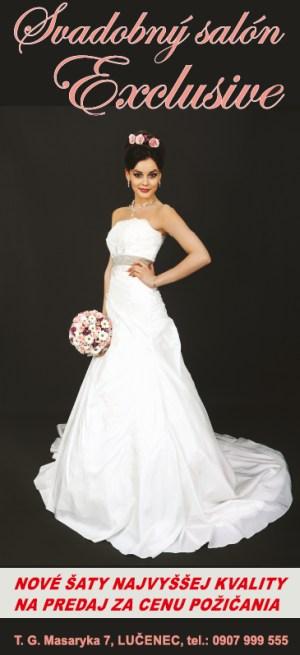 e361b11a5c74 Svadobný salón Exclusive  Vyberte si svoje rozprávkové šaty