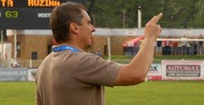 tréner MŠK Branislav Mráz