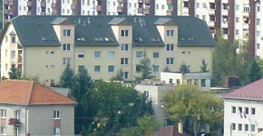 bytovy dom Česká ulica