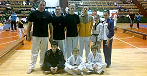 Falcon Taekwondo klub RS