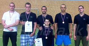 zápasníci Lokomotivy