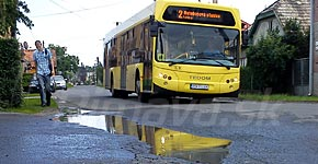 Okružná ulica Rimavská Sobota