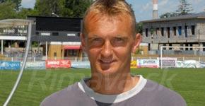 tréner MŠK Rimavská Sobota Karol Praženica