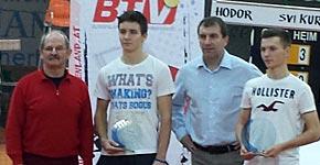 Vladimir Kurek Rimavska Sobota (druhy zlava)