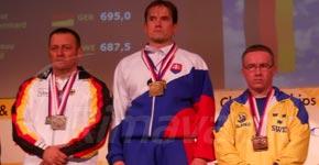 Pavol Sliz získal majstrovský titul