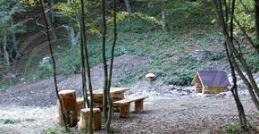 obnoveny pramen v obci Potok