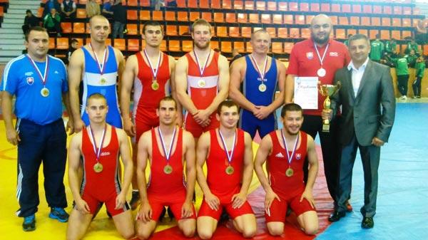 Vihorlat Snina Majstri Slovenska 2013