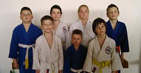 Z ľava- Gonda, Darnády, Petrovský M, Gaži, Tonhajzerová, Petrovský D, Koóš