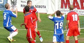 faec66fee Rimavskosobotskí futbalisti získali v jarnej časti súťaže II. futbalovej  Doxxbet ligy dva body, za remízu s Partizánom Bardejov (1:1) a Lokomotívou  Zvolen ...
