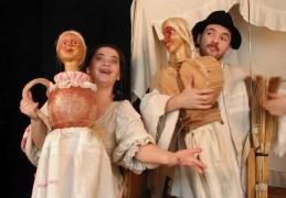 Divadlo Maškrta: O Haluštičke zbojníckej dievčičke @ Hlavné námestie Rimavská Sobota | Rimavská Sobota | Slovenská republika