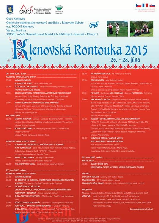 Rontouka-program