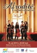 Salónny orchester AFRODÍTÉ @ Nádvorie Čierny orol Rimavská Sobota | Rimavská Sobota | Slovensko