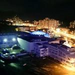 Jekaterinburg v noci