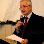 RSDr. František Szűcs - tajomník regionálneho združenia ZMOGaM