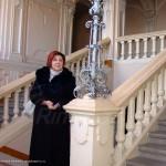 PhDr.Oľga Bodorová, riaditeľka Gemersko-malohontského múzea