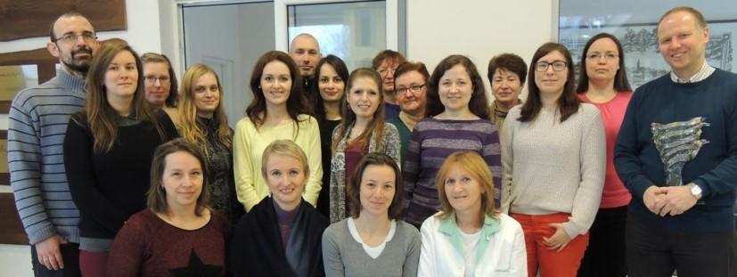 Oddelenie pre výskum biomateriálov Ústavu polymérov SAV