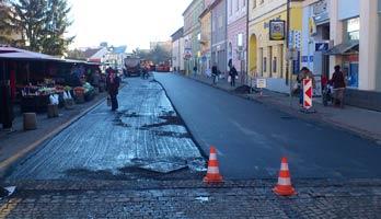 asfaltovanie
