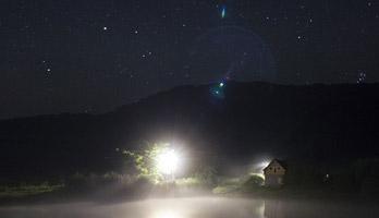 Nočná obloha - Vyčný Skálnik - Foto: Martin Babarík