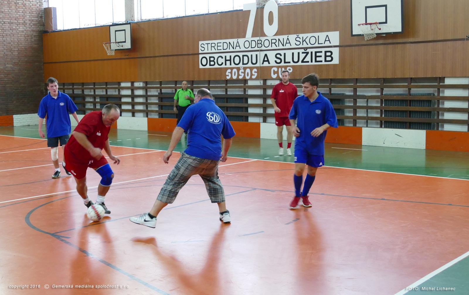 DOPLNENÉ  Na SOŠOS založili tradíciu nového medzinárodného turnaja.  Oslavujú 70. výročie školy  4729fde81e1