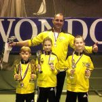 Taekwondo klub Falcon