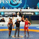 Zápasník Mišo Radnóti úspešný na Majstrovstvách sveta