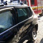 Pri nehode mali zlyhať brzdy, jej príčinu bude prešetrovať znalec