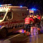 Vážna nehoda v nebezpečnej zákrute si vyžiadala šesť zranených