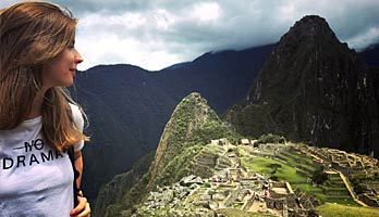 Hor sa za divočinou do Peru - Jana Janove