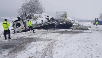 nehoda sneh