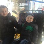 návšteva autobusovej stanice