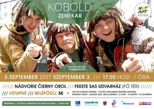 KOBOLD v Rimavskej Sobote @ Nádvorie Čierny orol | Slovensko