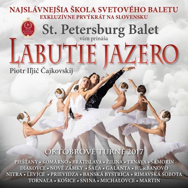 Labutie jazero (balet) - Rim. Sobota @ MsKS | Slovensko