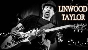 ZMENA MIESTA - Linwood Lee Taylor Blues Band @ Nádvorie Čierny orol, Rimavská Sobota | Slovensko