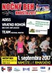 Nočný beh Hnúšťa - ADiss, Vratko (Inekafe), Team revival @ Námestie J.F.Rimavského, Hnúšťa | Slovensko