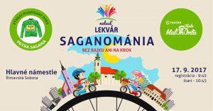 NEBUĎ LEKVÁR: Saganománia @ Banskobystrický kraj | Slovensko
