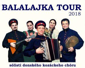 Balalajka tour 2018 @ Dom kultúry Rimavská Sobota | Slovensko