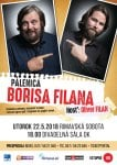 Pálenica B. Filana a jeho syna Olivera @ Divadelná sála Domu kultúry Rimavská Sobota | Slovensko