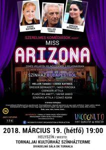 Zaľúbení komedianti alebo Miss Arizona @ Tornaľa | Banskobystrický kraj | Slovensko