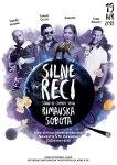 ZMENA TERMÍNU-SILNÉ REČI stand-up comedy @ Divadelná sála Domu kultúry Rimavská Sobota | Slovensko