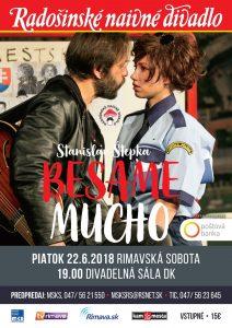 RND: Besame mucho @ Divadelná sála Domu kultúry Rimavská Sobota | Slovensko