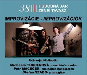 Jazzové trio: Improviácie @ Divadelná sála Domu kultúry Rimavská Sobota | Slovensko