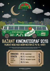 Bažant Kinematograf @ Hlavné námestie Rimavská Sobota | Banskobystrický kraj | Slovensko