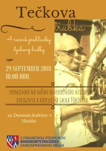 Prehliadka dychových hudieb Tečkova Trubka @ Mestské kultúrne stredisko v Hnúšti | Banskobystrický kraj | Slovensko