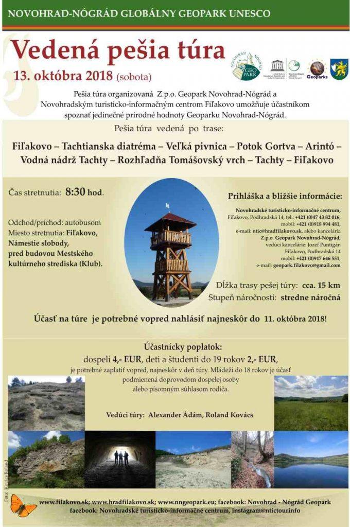 Vedená pešia túra @ okolie obce Tachty (okr. RS) | Tachty | Banskobystrický kraj | Slovensko