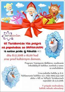 Popoludnie so snehuliakmi... @ Kultúrny dom Veľké Teriakovce | Veľké Teriakovce | Banskobystrický kraj | Slovensko