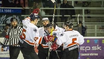 ce48a3808 V predvianočnú sobotu, 22. decembra, nastúpili hokejisti HKM Rimavská  Sobota na svoj posledný zápas základnej časti na domácom ľade.