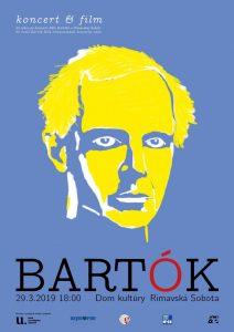 95 rokov po koncerte Bélu Bartóka v Rimavskej Sobote @ Divadelná sála Domu kultúry Rimavská Sobota, Námestie Š. M. Daxnera, 979 01 Rimavská Sobota