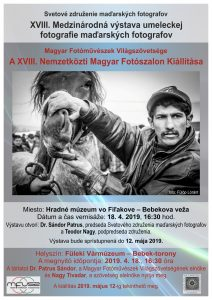 Putovná výstava Svetového združenia maďarských fotografov @ Fiľakovský hrad, Bebekova veža